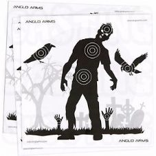 Zombie Paper Targets (50pc)
